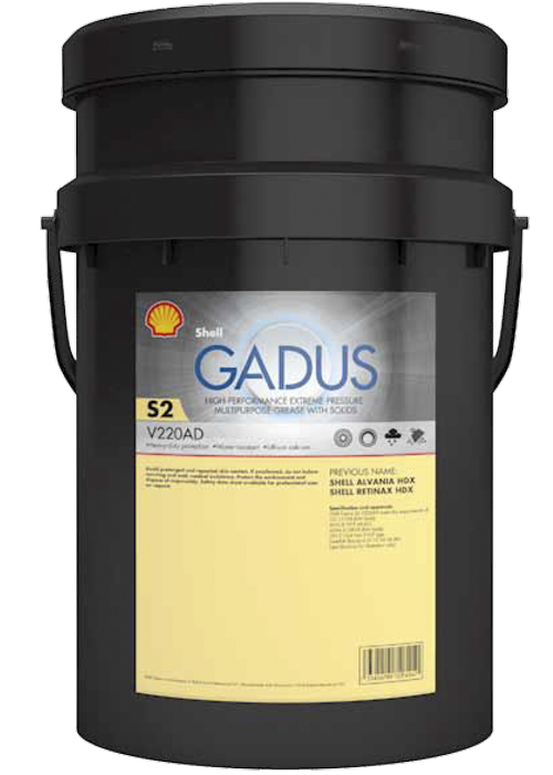 GADUS S2 V220 AD