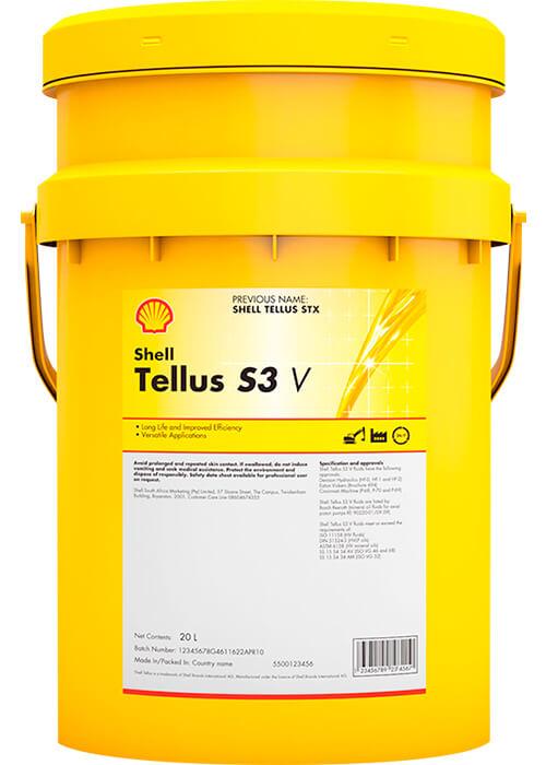 TELLUS S3 V