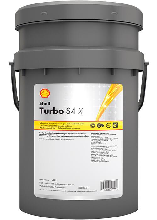TURBO S4 X